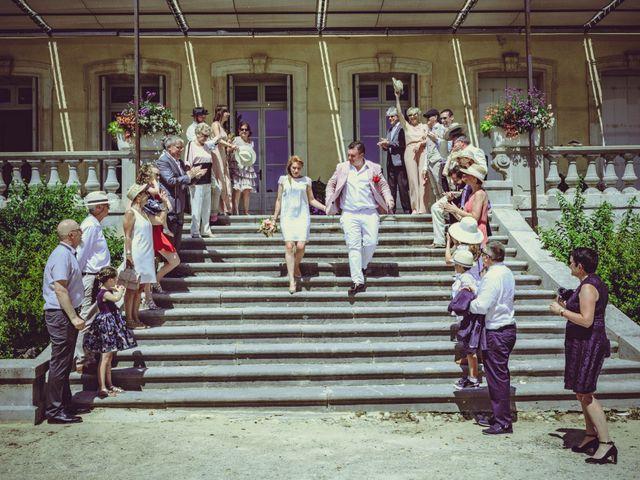 Le mariage de Nicolas et Marina à Narbonne, Aude 14