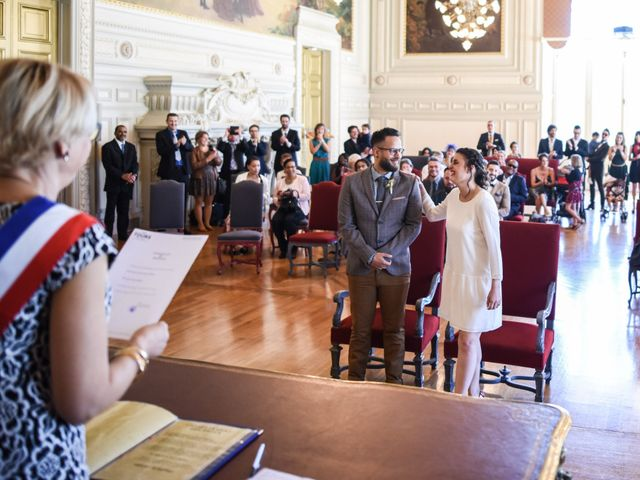 Le mariage de Jeff et Julie à Tours, Indre-et-Loire 6