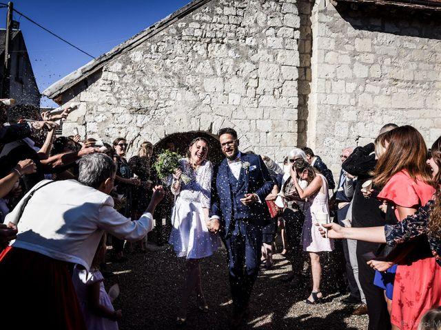 Le mariage de Jeff et Julie à Tours, Indre-et-Loire 18