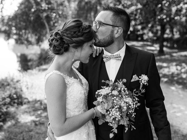 Le mariage de Audrey et Yoan