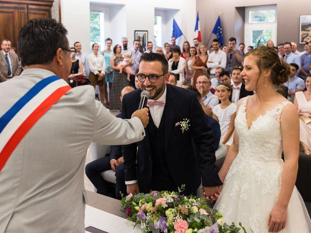 Le mariage de Yoan et Audrey à Livron-sur-Drôme, Drôme 8