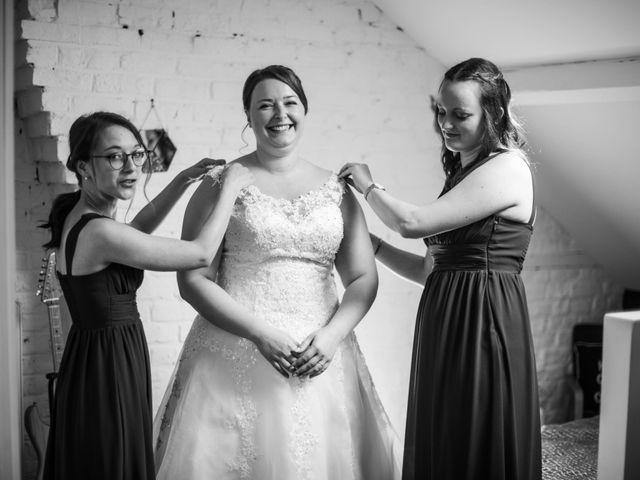 Le mariage de Jordan et Fanny à Neuville-en-Ferrain, Nord 5
