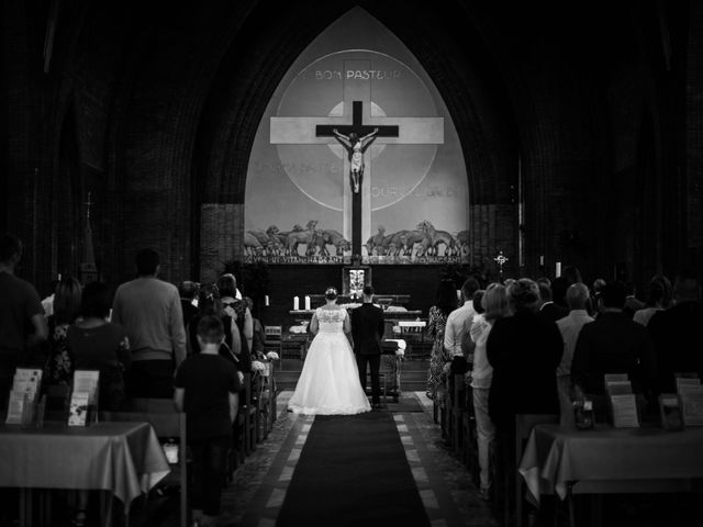 Le mariage de Jordan et Fanny à Neuville-en-Ferrain, Nord 11