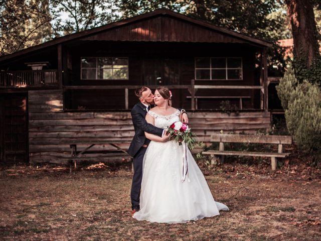 Le mariage de Fanny et Jordan