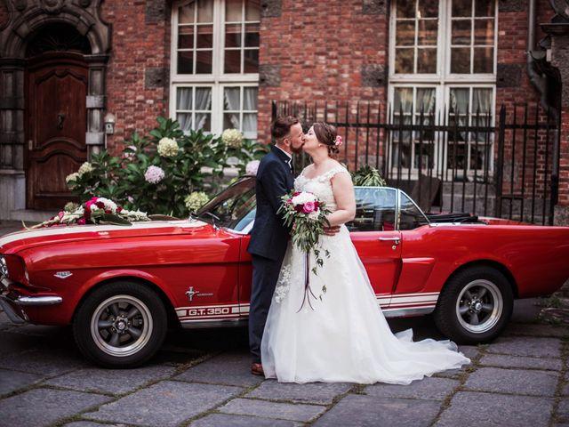 Le mariage de Jordan et Fanny à Neuville-en-Ferrain, Nord 29