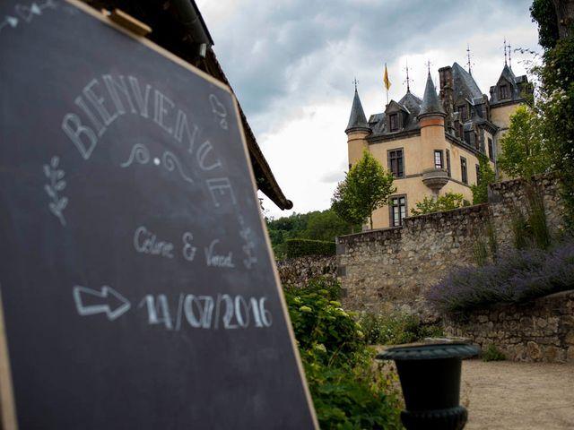 Le mariage de Vinod et Céline à Miremont , Puy-de-Dôme 2