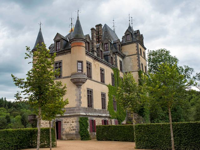 Le mariage de Vinod et Céline à Miremont , Puy-de-Dôme 4