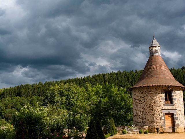 Le mariage de Vinod et Céline à Miremont , Puy-de-Dôme 7