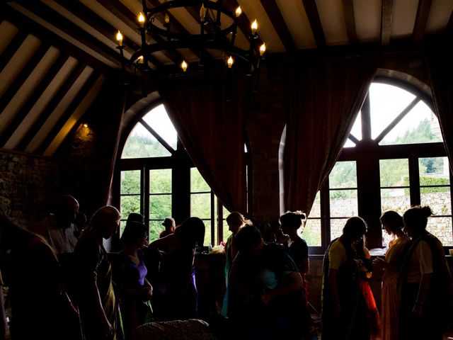 Le mariage de Vinod et Céline à Miremont , Puy-de-Dôme 37