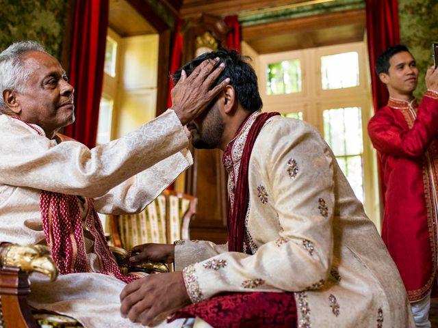Le mariage de Vinod et Céline à Miremont , Puy-de-Dôme 40