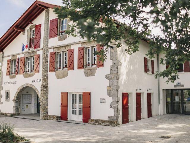 Le mariage de Marc et Sergeline à Saint-Pée-sur-Nivelle, Pyrénées-Atlantiques 12