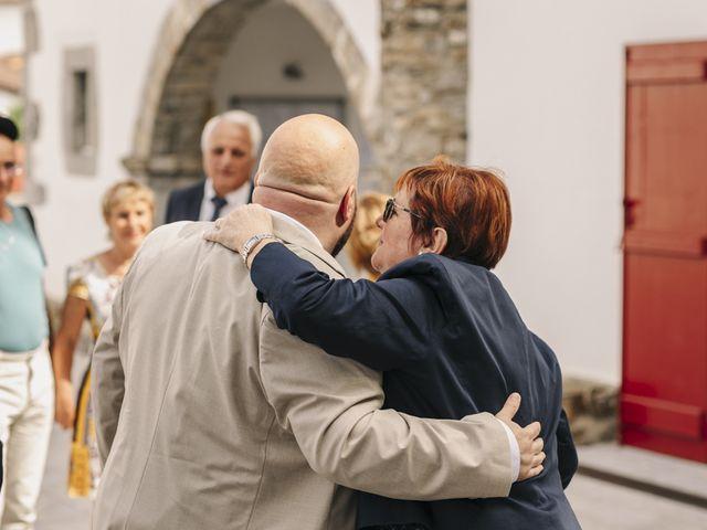 Le mariage de Marc et Sergeline à Saint-Pée-sur-Nivelle, Pyrénées-Atlantiques 14