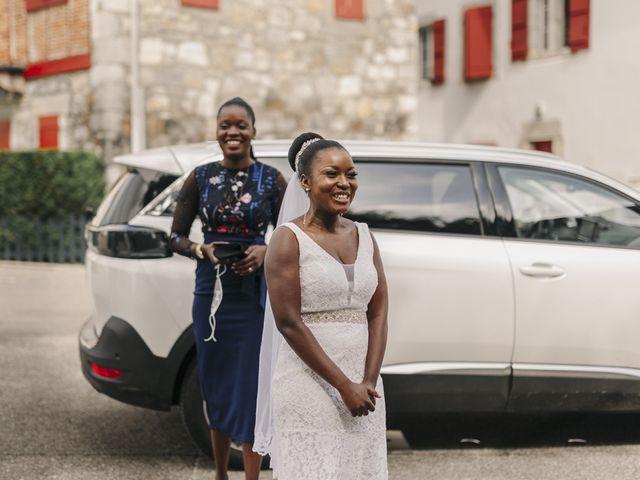 Le mariage de Marc et Sergeline à Saint-Pée-sur-Nivelle, Pyrénées-Atlantiques 15