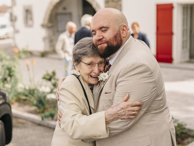 Le mariage de Marc et Sergeline à Saint-Pée-sur-Nivelle, Pyrénées-Atlantiques 17