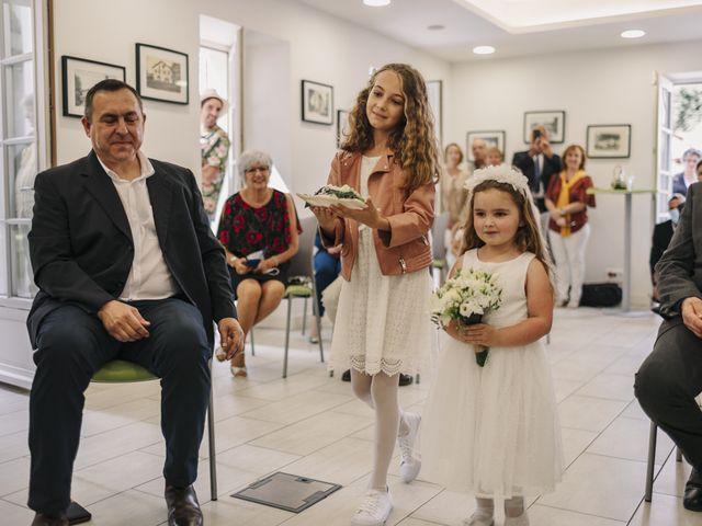 Le mariage de Marc et Sergeline à Saint-Pée-sur-Nivelle, Pyrénées-Atlantiques 21