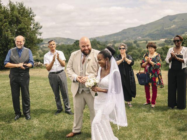 Le mariage de Marc et Sergeline à Saint-Pée-sur-Nivelle, Pyrénées-Atlantiques 33