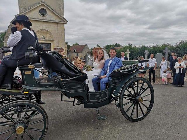 Le mariage de Esaïe et Blandine  à Morteaux-Couliboeuf, Calvados 3