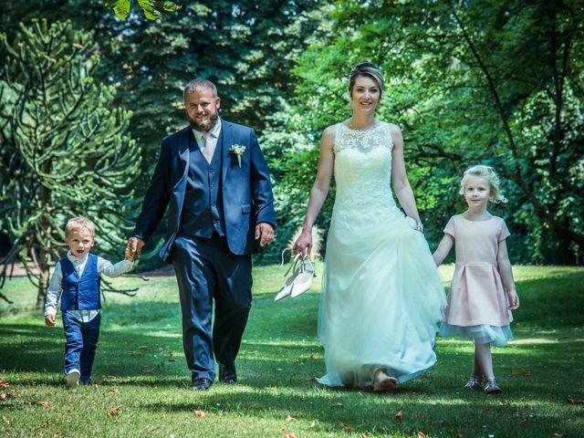 Le mariage de Kévin et Aline à Vigny, Moselle 1