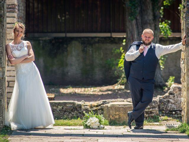 Le mariage de Kévin et Aline à Vigny, Moselle 9
