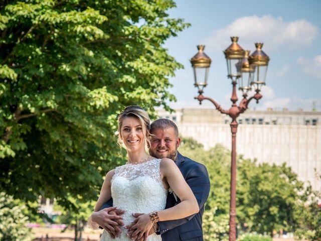 Le mariage de Kévin et Aline à Vigny, Moselle 10