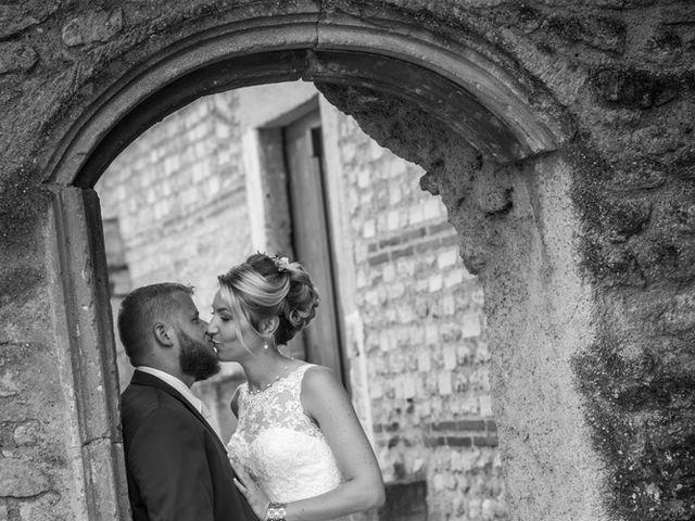 Le mariage de Kévin et Aline à Vigny, Moselle 11