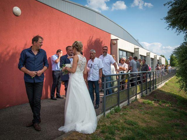 Le mariage de Kévin et Aline à Vigny, Moselle 13