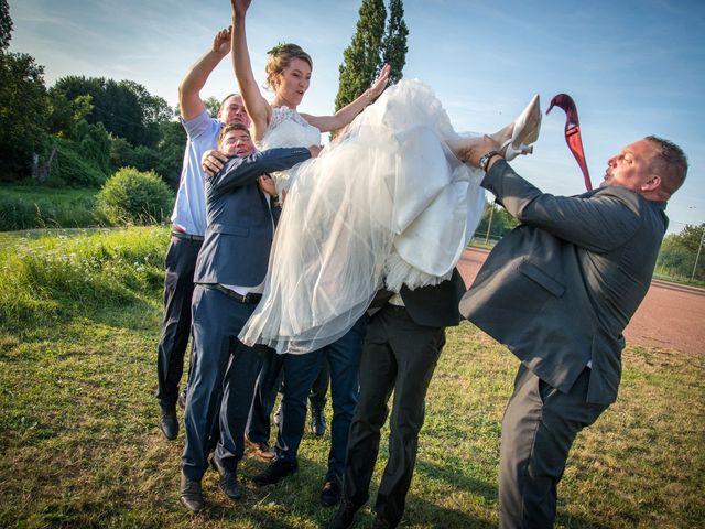 Le mariage de Kévin et Aline à Vigny, Moselle 16
