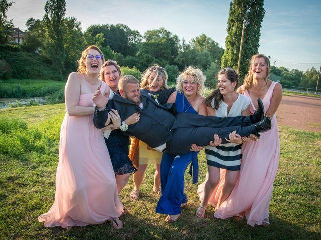 Le mariage de Kévin et Aline à Vigny, Moselle 17