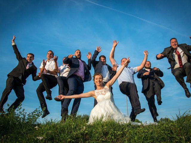 Le mariage de Kévin et Aline à Vigny, Moselle 18