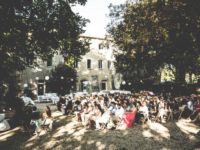 Le mariage de Alexis et Ruth à Uzès, Gard 59