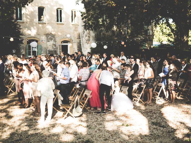 Le mariage de Alexis et Ruth à Uzès, Gard 61