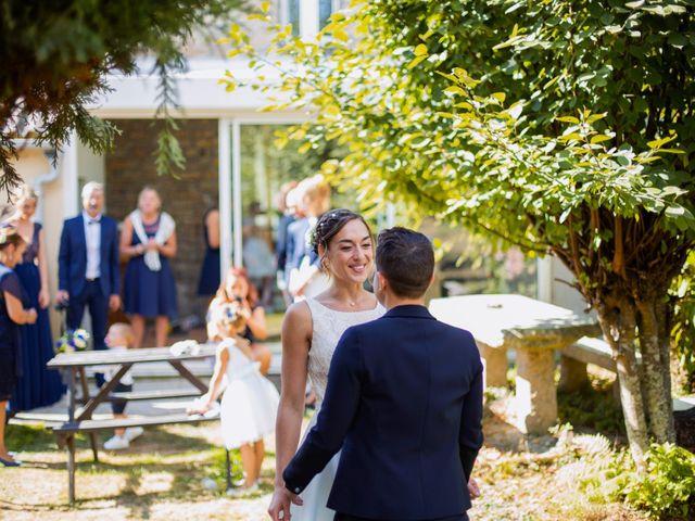 Le mariage de Pauline et Julie à Theix, Morbihan 12