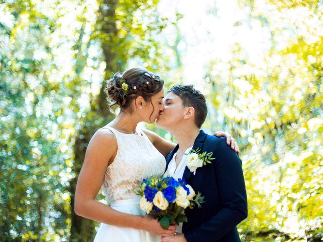 Le mariage de Julie et Pauline