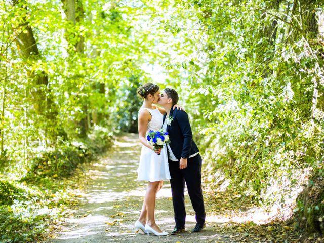 Le mariage de Pauline et Julie à Theix, Morbihan 20