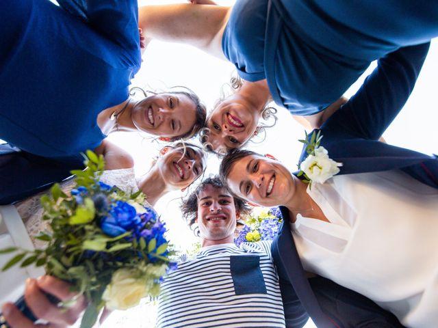 Le mariage de Pauline et Julie à Theix, Morbihan 38