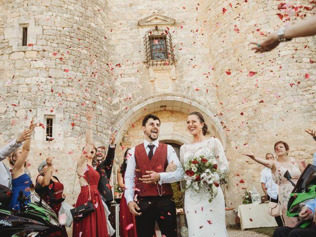 Le mariage de Mickaël et Laura à Gaillac, Tarn 86