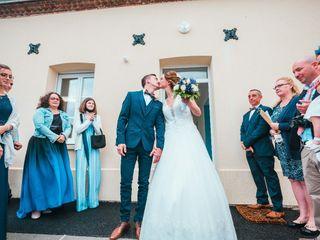 Le mariage de Alyson et Vincent