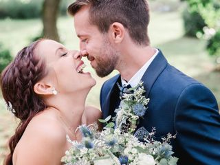 Le mariage de Johanna et William