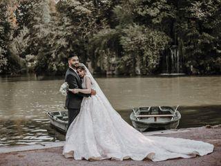Le mariage de Hranr et Liana