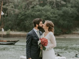 Le mariage de Jeanne et Guillaume