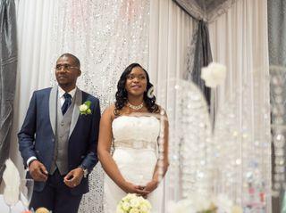Le mariage de Anita et Sylvan