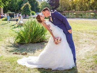 Le mariage de Aline et Anthony  1