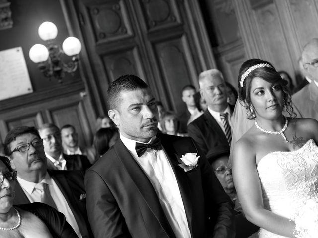 Le mariage de Cédric et Laura à Pantin, Seine-Saint-Denis 9