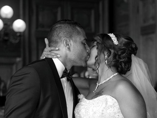 Le mariage de Cédric et Laura à Pantin, Seine-Saint-Denis 10