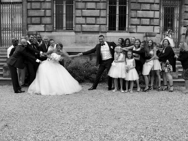 Le mariage de Cédric et Laura à Pantin, Seine-Saint-Denis 11