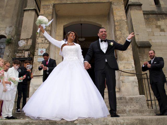 Le mariage de Cédric et Laura à Pantin, Seine-Saint-Denis 13