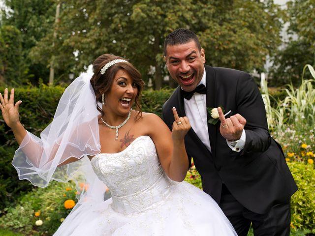 Le mariage de Cédric et Laura à Pantin, Seine-Saint-Denis 1