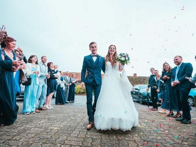 Le mariage de Vincent  et Alyson à Gannes, Oise 1