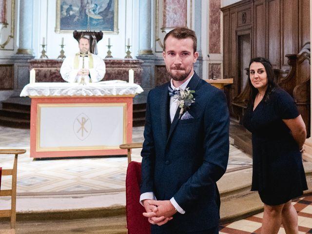 Le mariage de William et Johanna à Barsac, Gironde 41