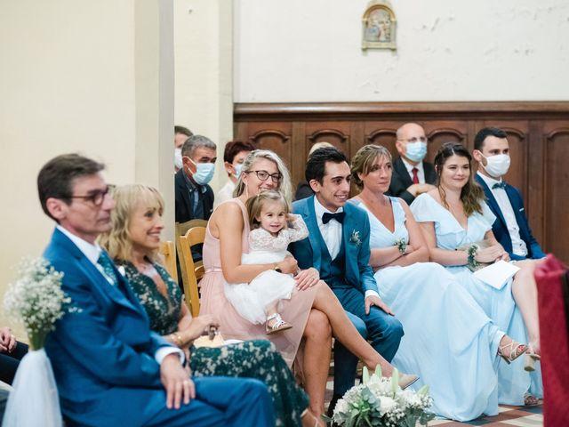 Le mariage de William et Johanna à Barsac, Gironde 48